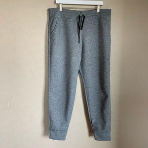 NWT 32 Degrees women's tech fleece grey joggers